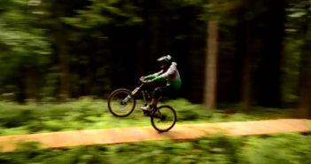 Biken am Muttersberg