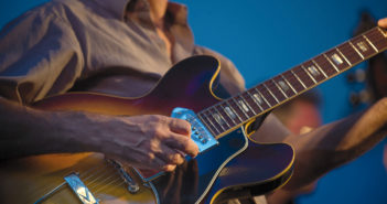 Gitarre Bludenz
