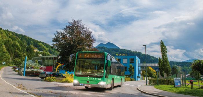 Stadtbus-Umfrage als Impuls für Verbesserung