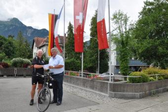 Bürgermeister Mandi Katzenmayer und Franz Peter Kofler1