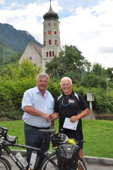 Bürgermeister Mandi Katzenmayer und Franz Peter Kofler2