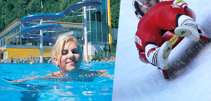 Val Blu Freibad und Eissportzentrum werden gebaut